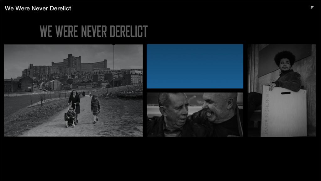 We Were Never Derelict