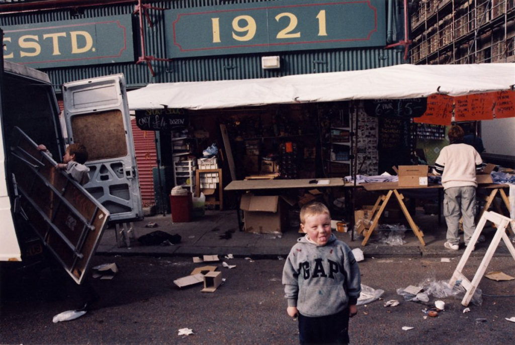 Market Kid